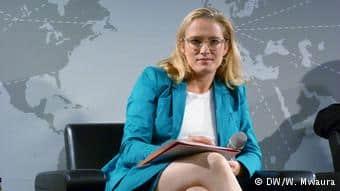 Deutsches Institut für Entwicklungspolitik Dr. Julia Leininger (DW/W. Mwaura)