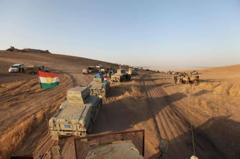 Exclusive U S Helped Clinch Iraq Oil Deal To Keep Mosul