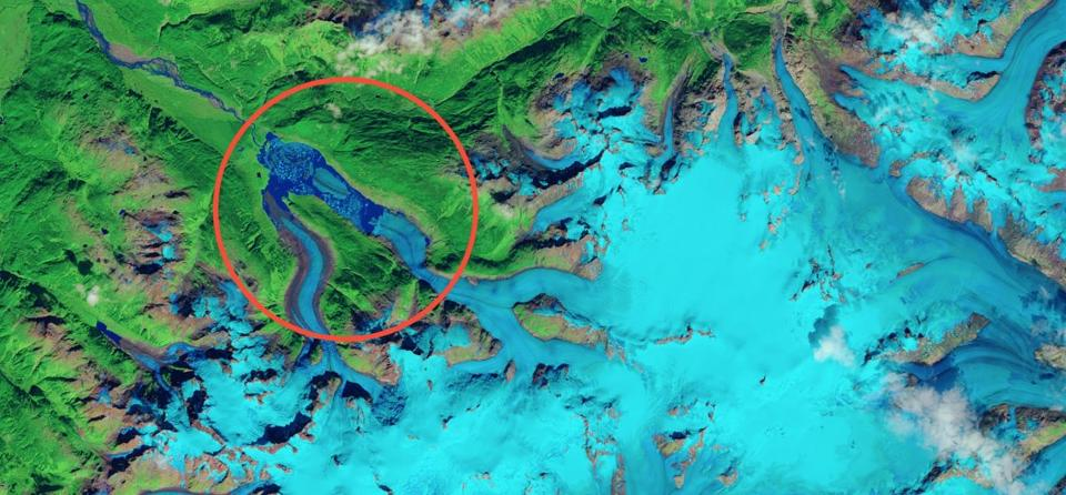 NASA Just Released 30 Years Of Before And After Images Around The ...
