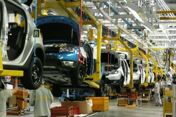 automotive sector in morocco hits record sales in january the