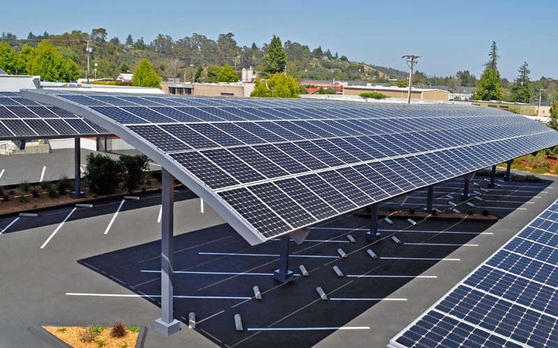 Top Solar Pv Parking Structure Manufacturers The Maghreb