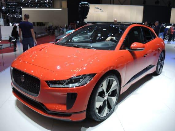 Jaguar I-Pace by Jos Olijve