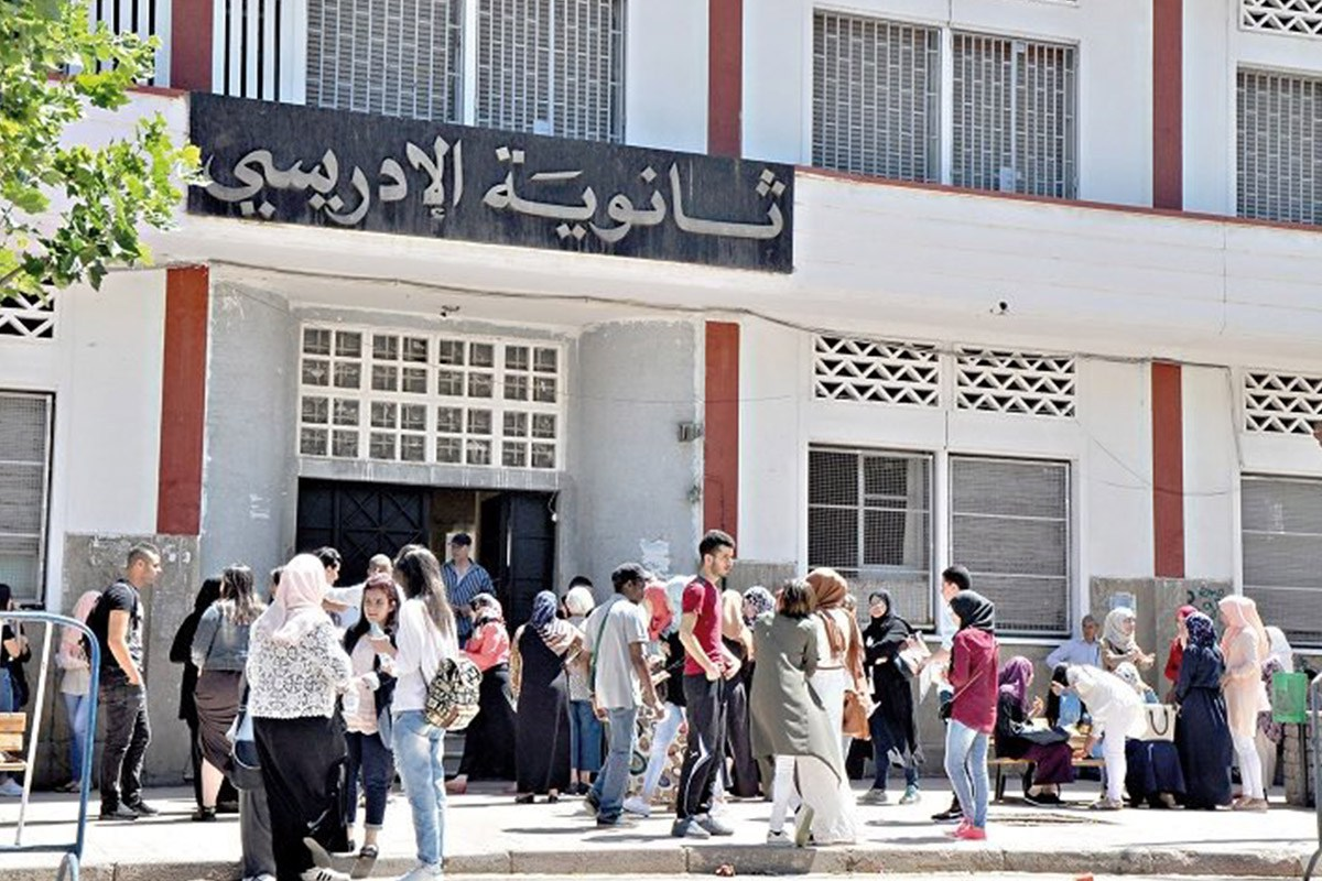 Algeria police officers to secure final examinations the