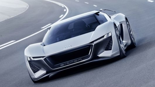 Audi Just Put Tesla On Notice Unveiling An Electric Supercar Prototype That Can Go From 0 To 60 In 2 Seconds Usa Today Reports